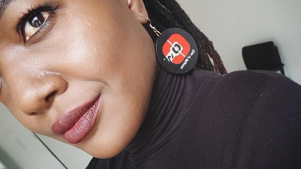 BIK Can of Worms Earrings (PRE ORDER)