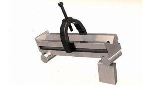 Micro V-Sine Bar