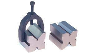 V-Block & Clamps