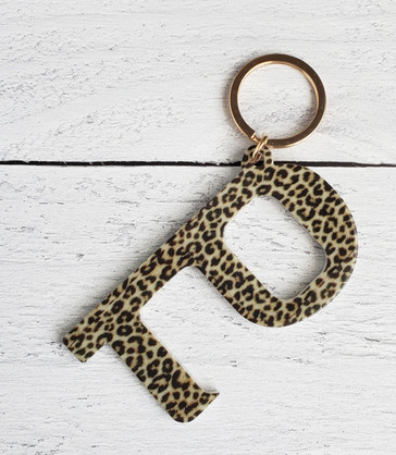 No Touch Opener Keychain