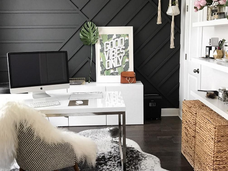 My top tips for creating a functional and practical Work From Home space in your home