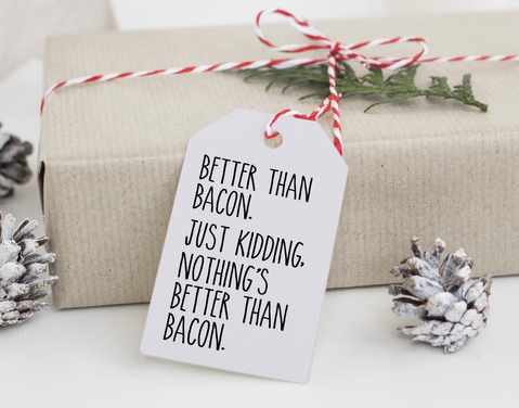 Sarcastic Gift Tags