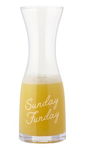 Sunday Funday Caraf