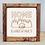 Thumbnail: 7x7 wooden signs Handmade