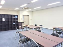 広々として清潔な事業所 (株)LINDA