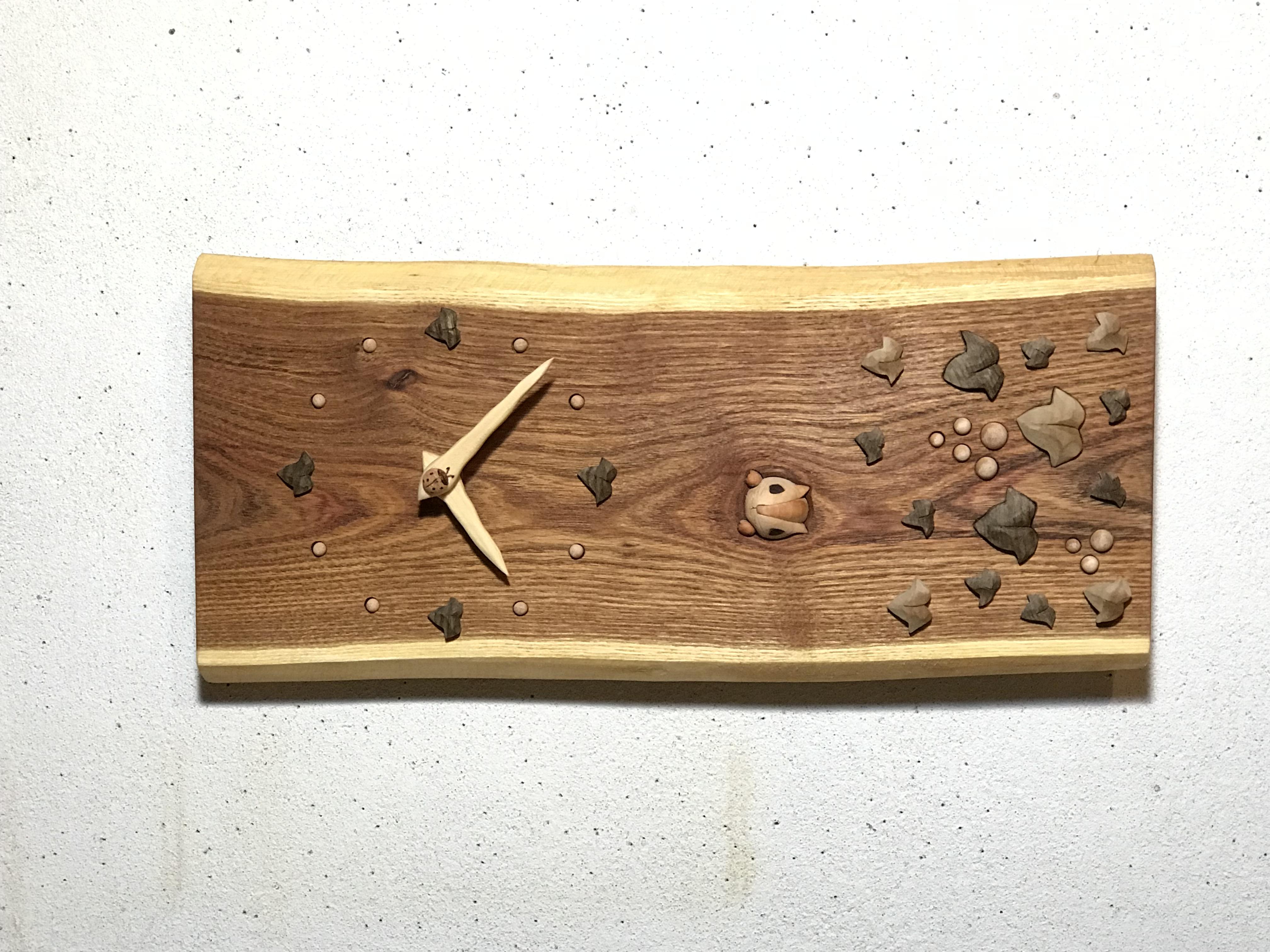 モモンガの時計