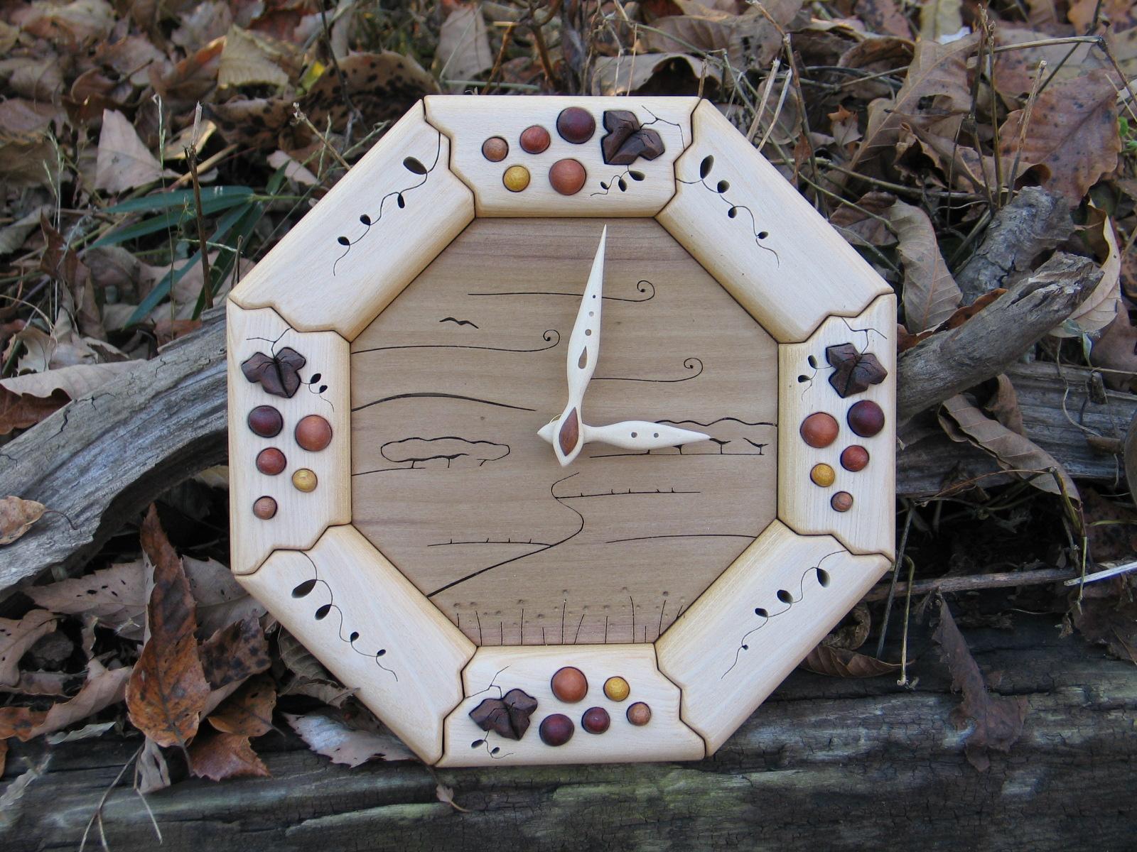 時計:ぶどうの里
