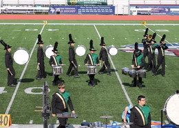 2017 Marching Band Schedule Announced