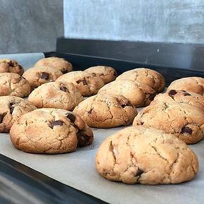 Cargaison de cookies pour les copains...