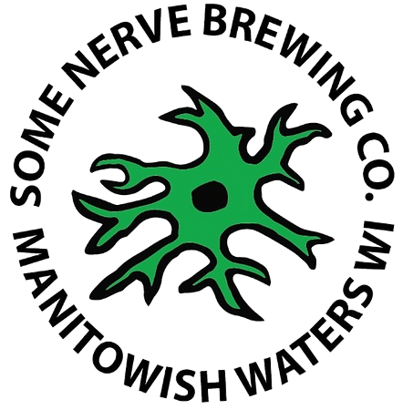Some Nerve Brewing Company Logo