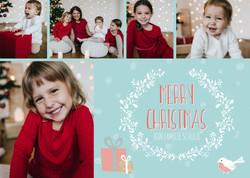 """Design 2 """"Merry Christmas"""""""
