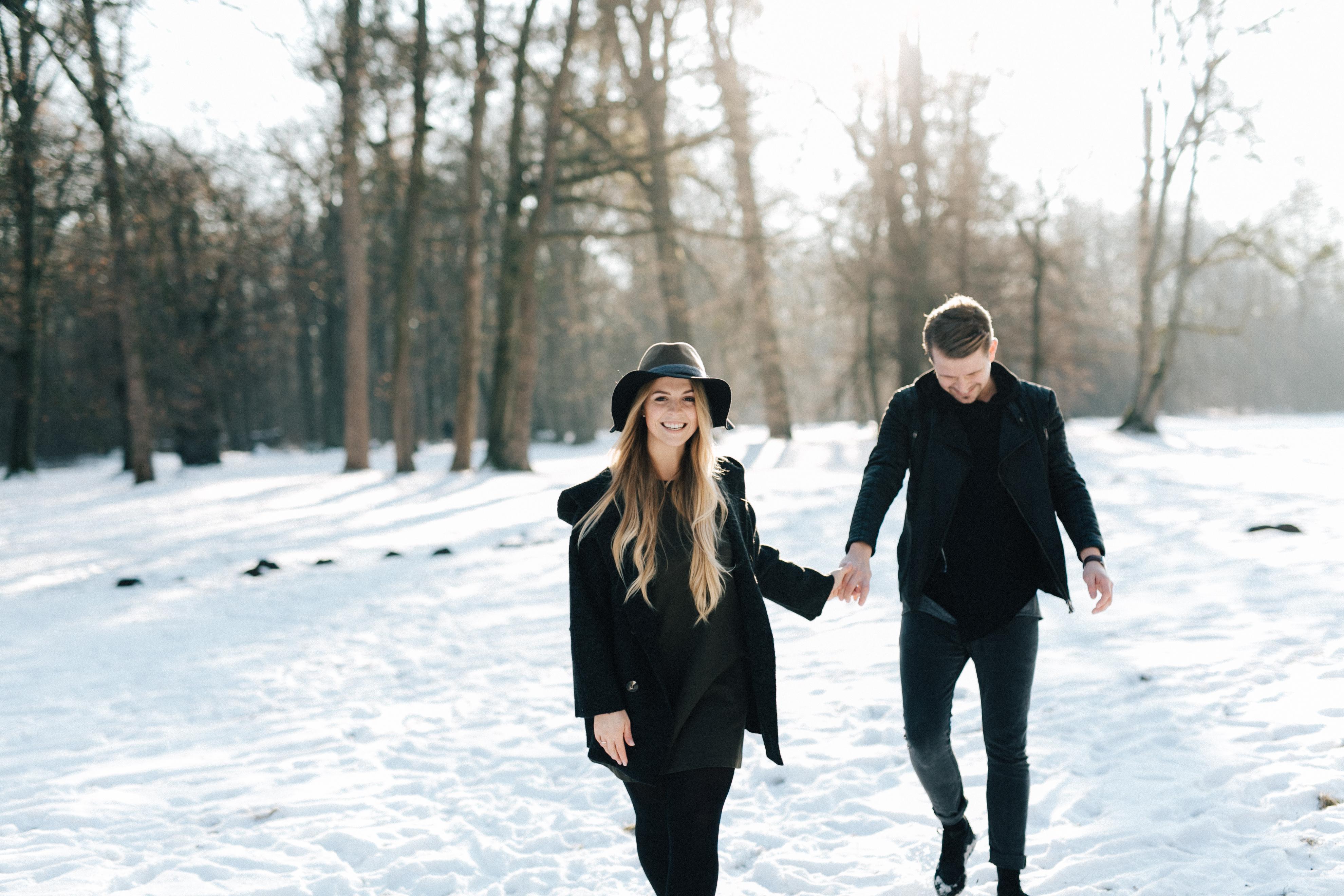 Sarah & Felix