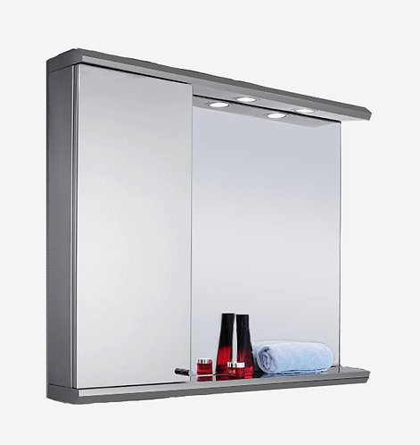 "3528L 35"" x 28"" Stainless Steel Illuminated Medicine Cabinet"