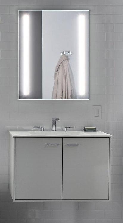 """NOV-2436 24"""" x 36"""" Nova Series LED Mirror"""