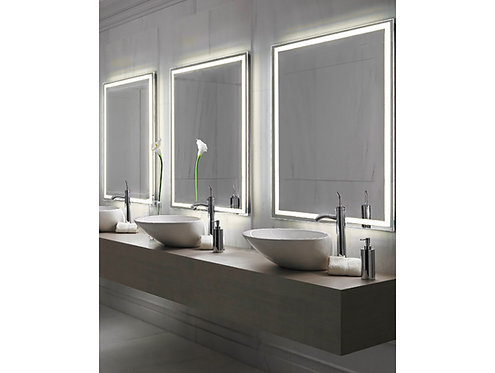 "RAD-3036 30"" x 36"" Radiant Series LED Mirror"