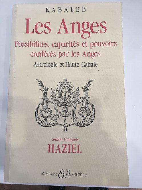 Les anges possibilité capacités et pouvoir conférerés par les Anges