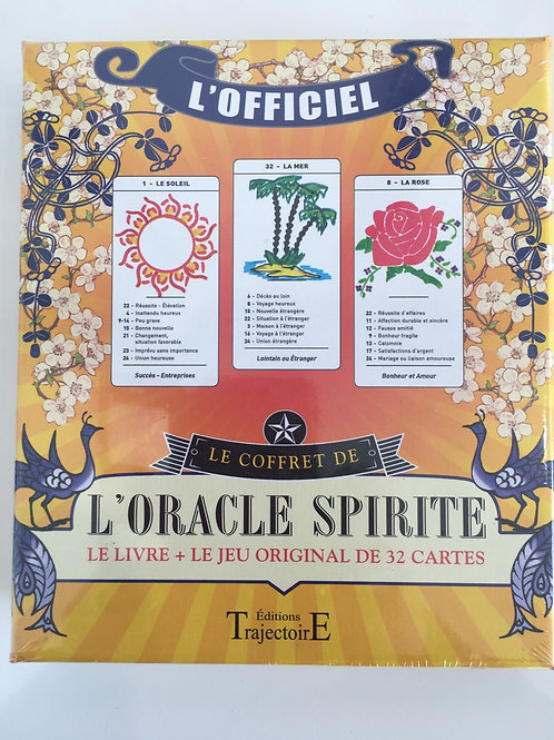 Le coffret de l'Oracle spirite