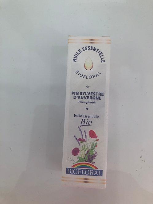 Huile essentielle biofloral  pin Sylvestre d'Auvergne