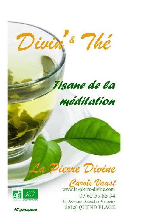 Tisane de la méditation