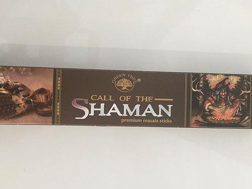 Encens shaman