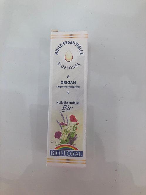 Huile essentielle biofloral  origan