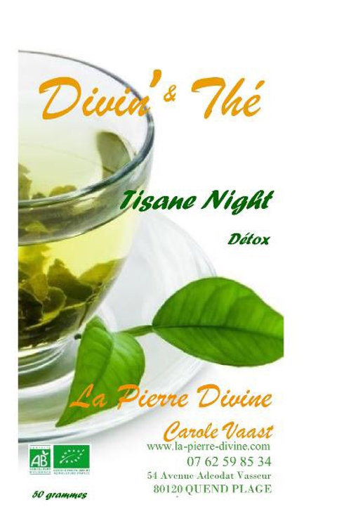 Tisane Night détox
