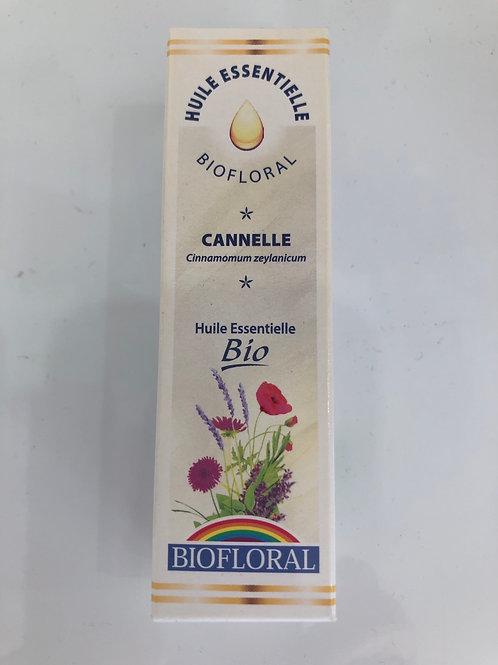 Huile essentielle biofloral de  cannelle