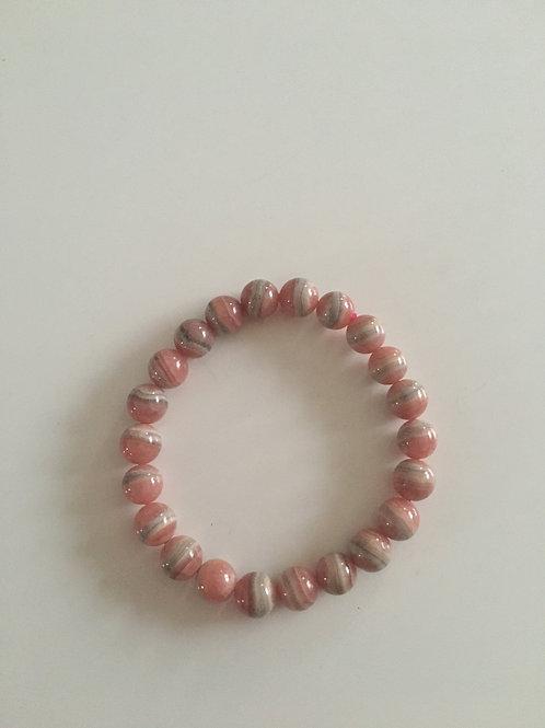 Bracelet Rhodocrosite