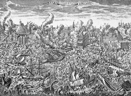 La catastrophe légendaire de l'histoire :  le Tremblement de Terre de Lisbonne