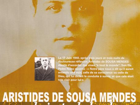 Aristides de Sousa Mendes, Le juste de Bordeaux par José-Alain Fralon