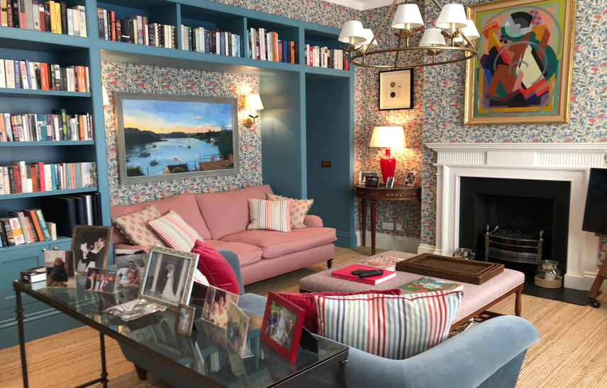 West London Drawing room