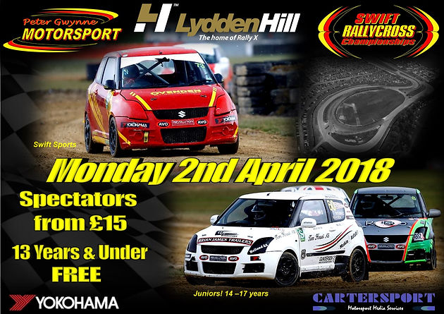 Round Two - Lydden Hill | Swift Rallycross Championships | British