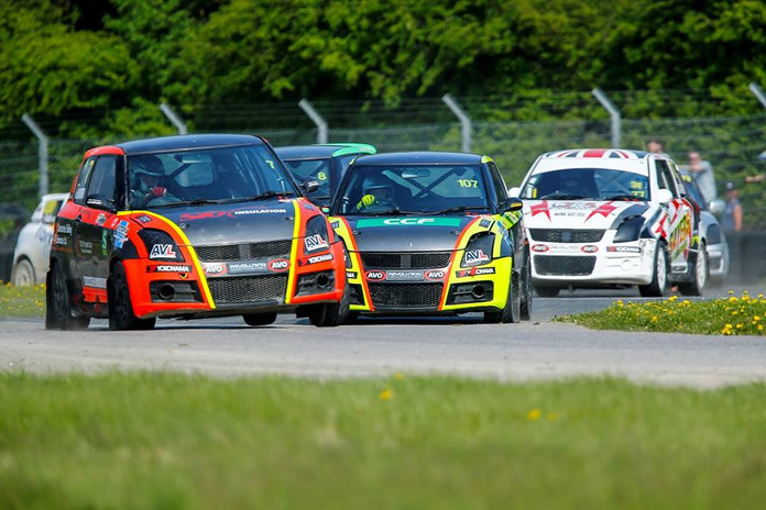 Constantine Doubles up at Home Circuit