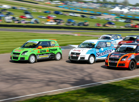 SWIFTS HEAD TO THE 'HOME OF RALLYCROSS' - LYDDEN HILL!