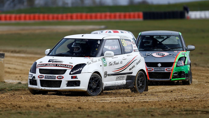 Win for Solberg Hansen in Silverstone Swift Debut!