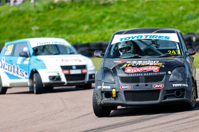 Second Swift Win for Flitney at Lydden Hill