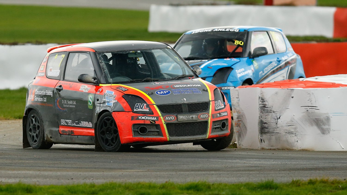 TOM CONSTANTINE CLAIMS VICTORY AT SILVERSTONE