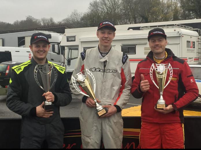 Round Two - Swift Sport Winners