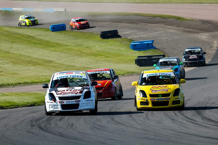 O'DONOVAN LEADS AFTER LYDDEN WIN!