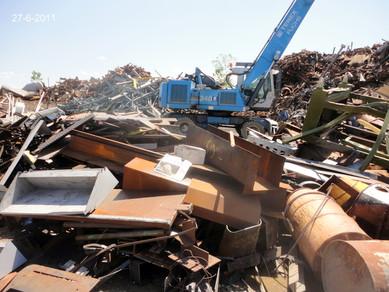 """Cangem exits """"metal scrap"""" sector."""