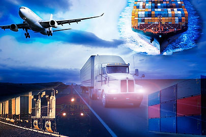 Shipping companies, warehousing, storage, freight forwarders, vessel and container booking shipping lines