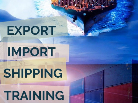 Start your own import export business after 4 weeks training !