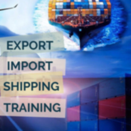 Import Export Shipping Training Course