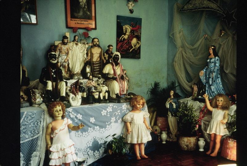 Crianças Altar