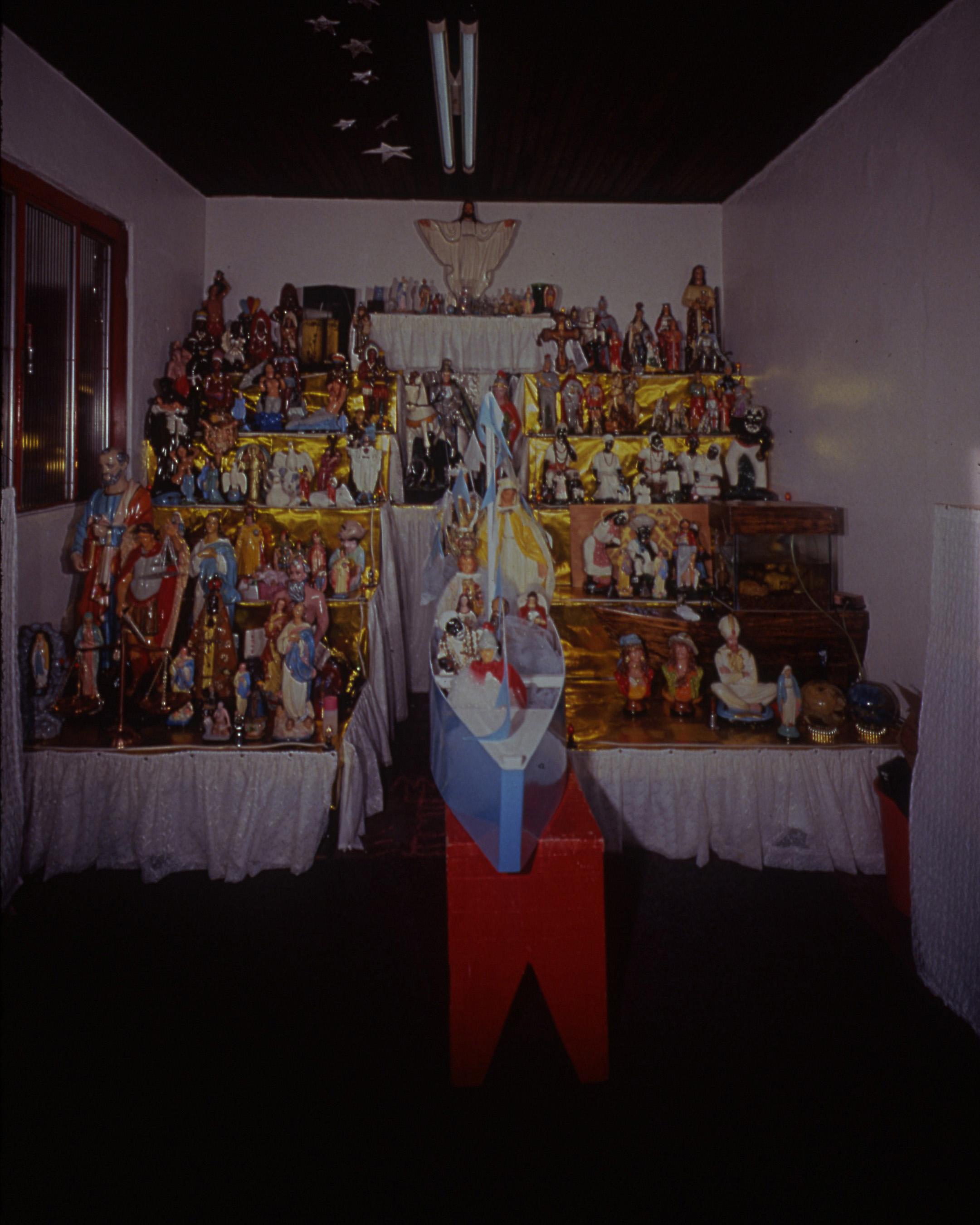 Umbanda Altar