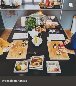 Atelier cuisine minceur - Ça vous tente?