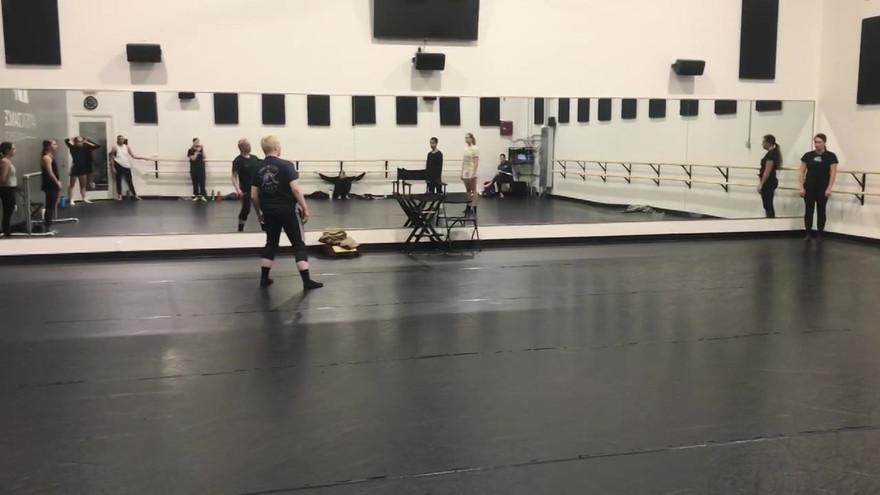 SALT2 in rehearsal, 2018