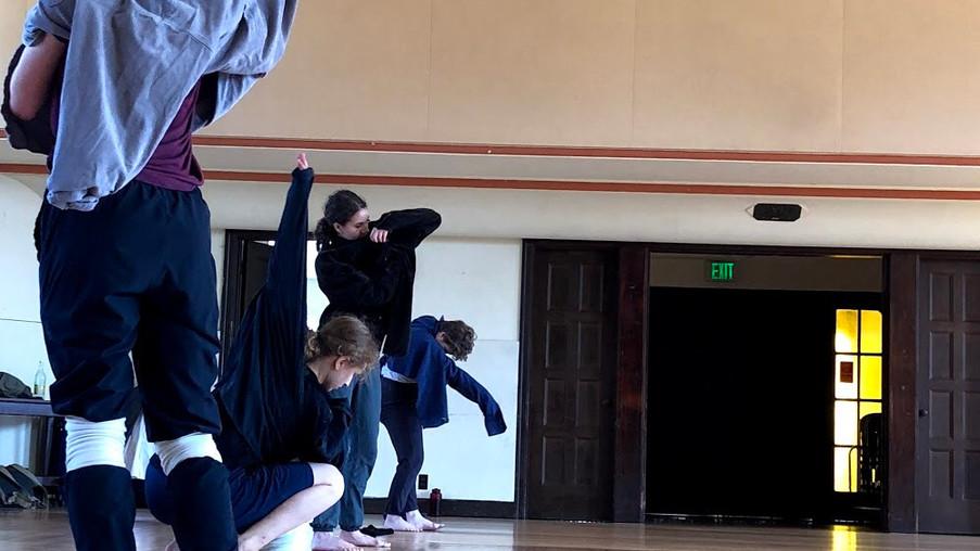 RENDER in rehearsal