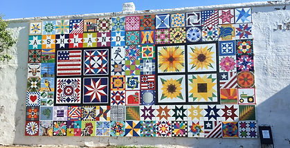 Peggy's Barn Quilts