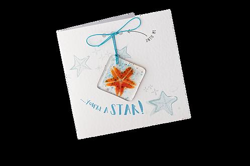 You're a Star  Present Card (Design 2 )